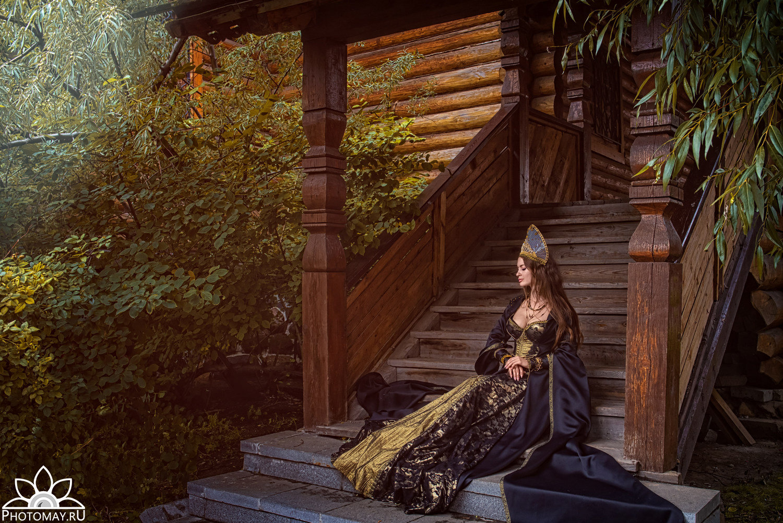 фотосессия в стиле средневековья краснодар подход